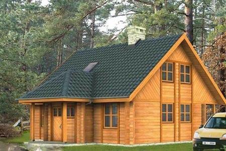 дома на основе деревянного каркаса г.Белгород