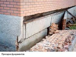 Восстановление фундамента г.Белгород