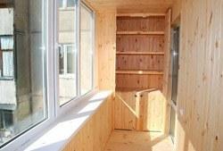 Отделка, ремонт, утепление, балконов и лоджий г. Белгород