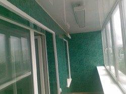 козырьки на балкон в Белгороде