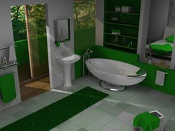 Ремонт ванной комнаты в Белгороде