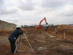 Земляные работы в Белгороде и устройство фундамента